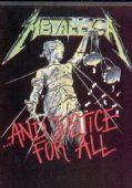 Metallica - '... and Justice for All' Sticker